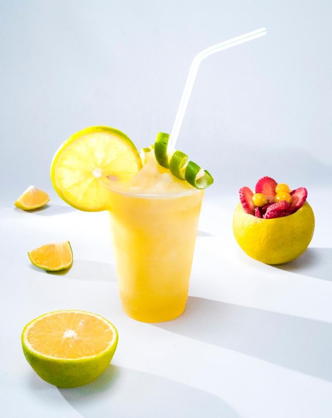Batido de Naranja 1
